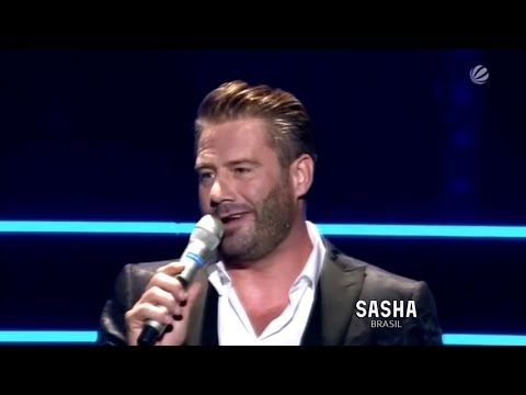 Sasha appears on Roger Cicero's DVD