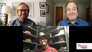 Conversations at Home with John Lutz and J.B. Smoove of MAPLEWORTH MURDERS