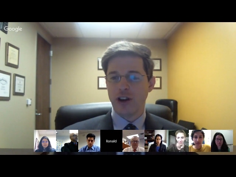 Stanford Internal Medicine Residency Hangout 2017