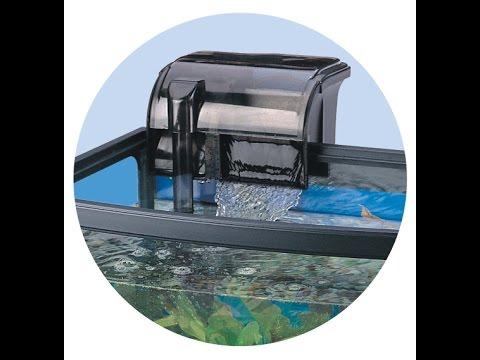 Jebo 508 filtro cascada para acuarios youtube for Filtro para pecera