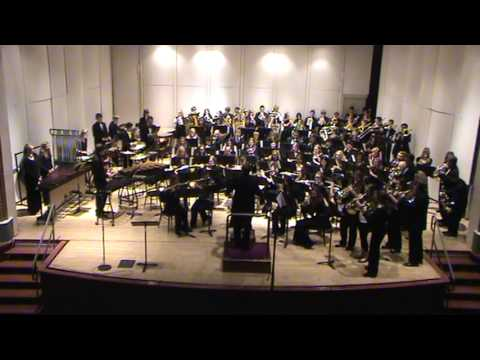 U Mary HB and Concert Band Combined Fall 2013 Sousa From ...