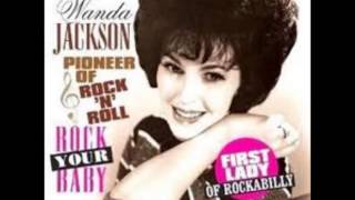 Wanda Jackson - My Baby Walked Right Out On Me (1967).*
