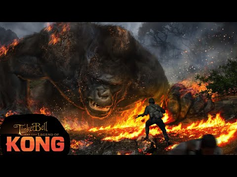 Tinker Bell And The Legend Of Kong Chapter 6 Capturing Kong The Destroyer
