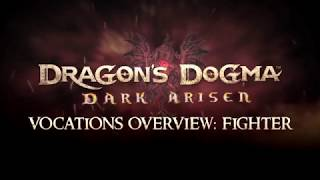 Dragon's Dogma: Dark Arisen - Vocations Overview: Fighter