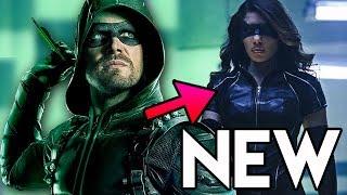 New Black Canary Suit!? - Arrow Season 6 Trailer Preview Breakdown