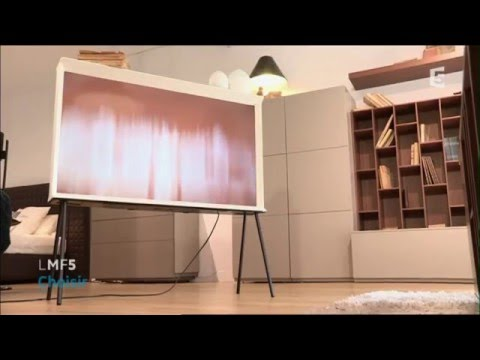 serif tv samsung x bouroullec la maison france 5 10 03 2016 youtube. Black Bedroom Furniture Sets. Home Design Ideas