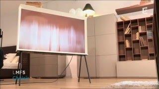 serif tv samsung x bouroullec la maison france 5 10 03 2016