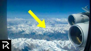 Why Planes Don't Fly Over Everest