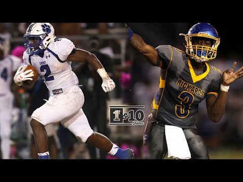 Week 8: Godby vs Rickards | Battle of the Undefeated! - LIT🔥 Full Highlights!