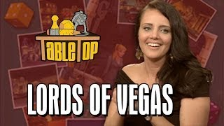 Lords of Vegas: Miracle Laurie, Angela Webber, and Aubrey Webber join Wil on TableTop SE2E21