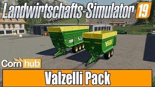 LS19 Modvorstellung - Valzelli Pack - LS19 Mods