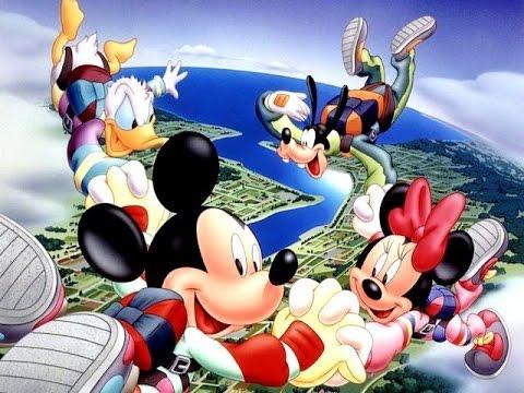 Disney Mickey Mouse Dibujos Animados Para Ninos Youtube