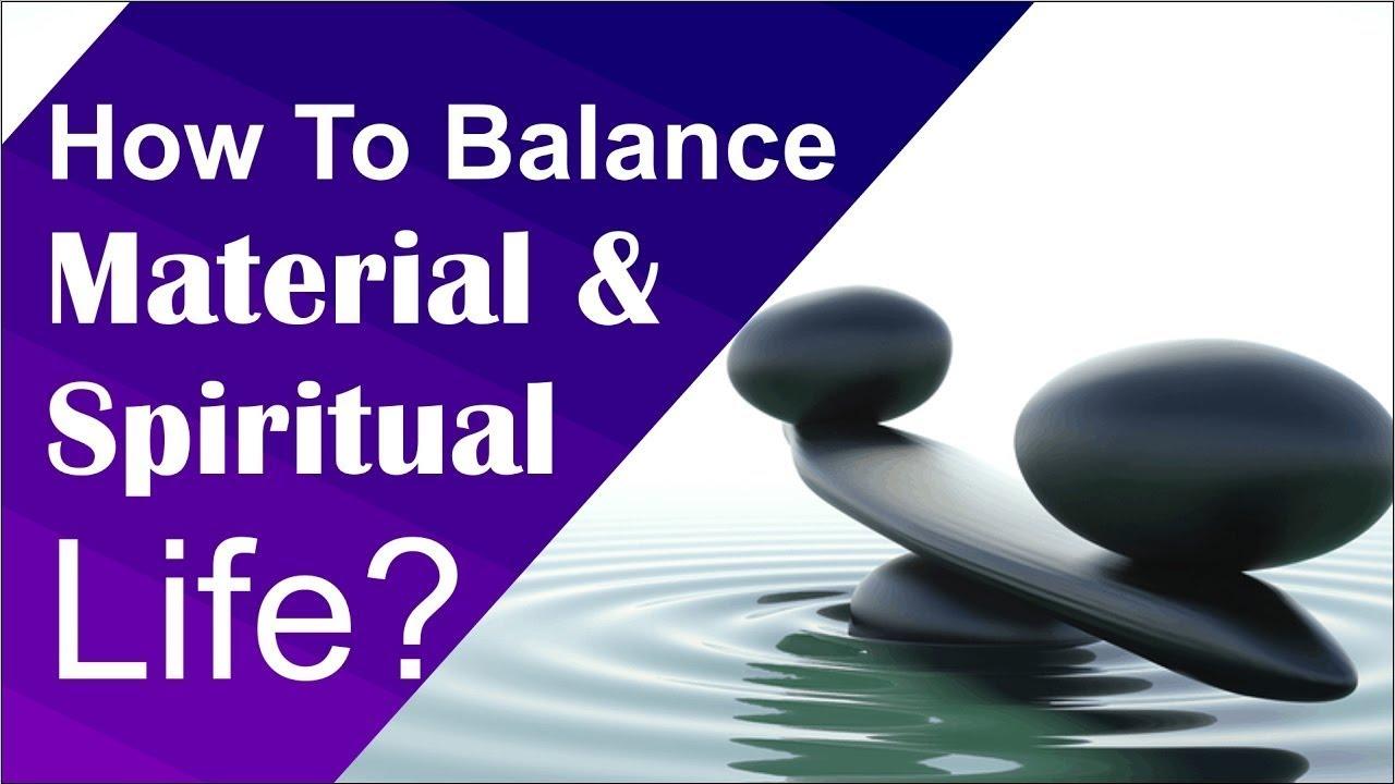 Sadhguru's Talk on How to Balance the Spiritual and the Material? | Spiritual Life