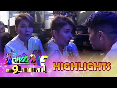 It's Showtime Magpasikat 2018: Amy Perez is caught dumbfounded