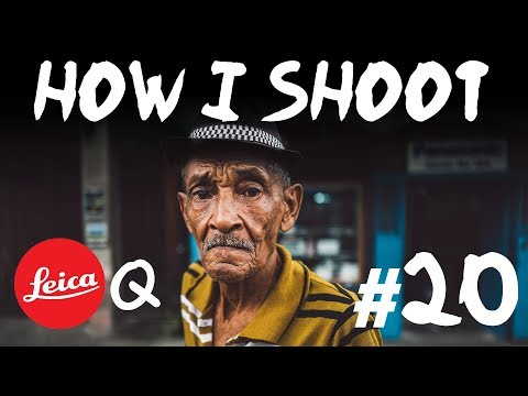 HIS #20 | Street Photography | Leica Q | Mahe | Seychelles