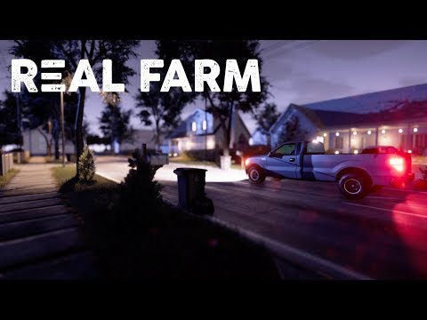 """Real Farm LIVE! (Xbox One, PS4, PC) """"New Farming Game!"""