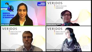 IWT V: Veridos, Coppernic, Aratek, Union Community, Telepower, Cetis & IRIS Corporation