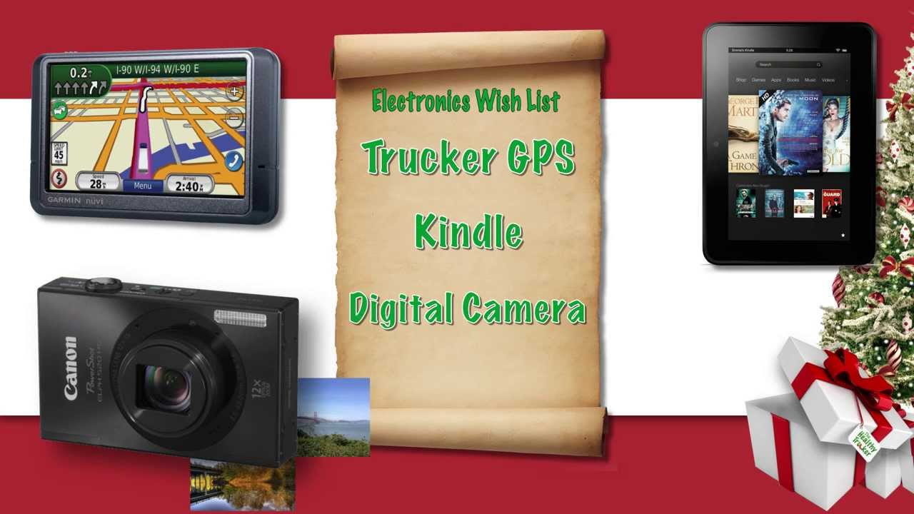 Electronics for Truck Drivers: The Best