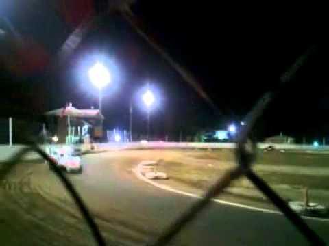 Snydersville Raceway. SR. Slingshots feat 9-26-14