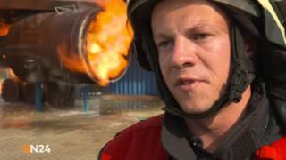 Lebensretter im Einsatz   Alltag bei der Feuerwehr