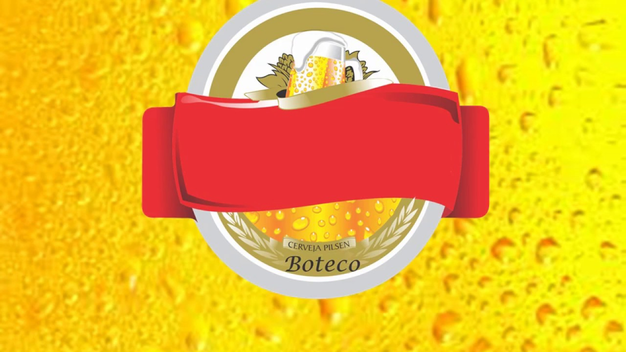 Convite Animado Tema Boteco Youtube
