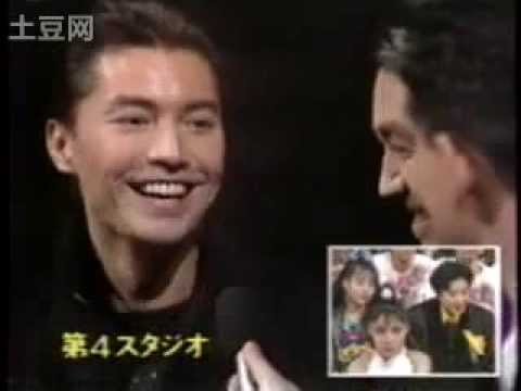 John Lone & Ryuichi Sakamoto Interview And Theme Song Live (Last Emperor)