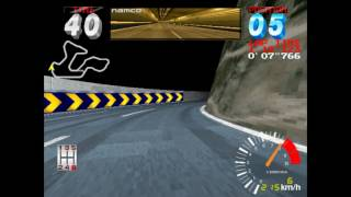 Ridge Racer 2 (AC - DX) - ADVANCED