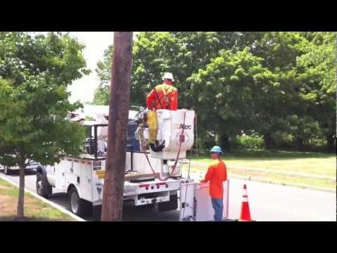 PSEG Solar for 4 all program Installation on a pole 40 MW in NJ