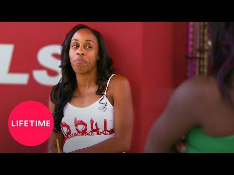 Bring It!: Miss D Makes Kayla Run (Season 2 Flashback) | Lifetime