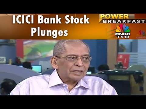 ICICI Bank Stock Plunges | Kochhar Dhoot Alleged Nexus | Power Breakfast (Part 2) | CNBC TV18