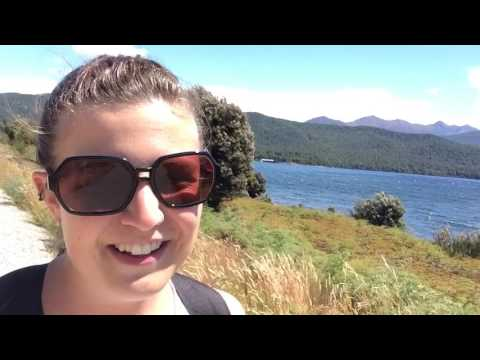 Travel Vlog Queenstown to Te Anau 1st February 2017