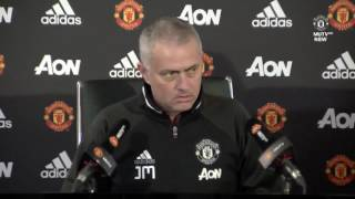 Jose Mourinho Press Conference | Transfer Window | Manchester United Vs Hull City