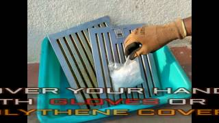 How to clean chimney