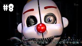 Five Nights at Freddy's: Sister Location - КАК ПРОЙТИ ЭТУ НОЧЬ?! СЕКРЕТНАЯ НОЧЬ!