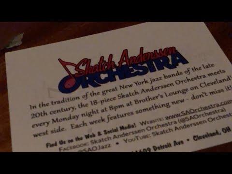 LIVE! Skatch Andessen Orchestra LATIN JAZZ NIGHT! (Pt 2 of 2)