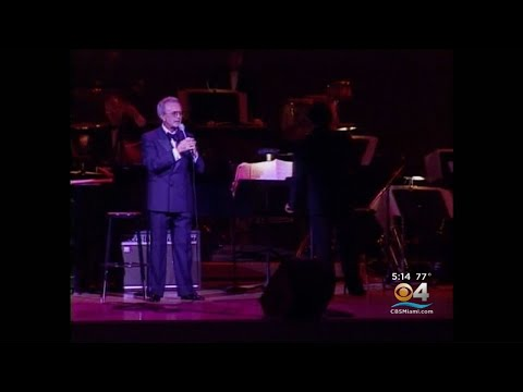Popular Crooner Vic Damone Dies In Florida At 89