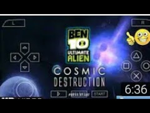 How To Download Ben 10 Ultimate Alien Cosmic Destruction By Technical Yashwa