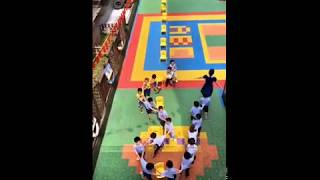 A special outdoor game for your toddler