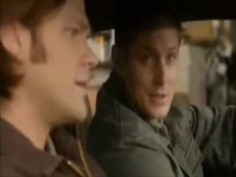 Supernatural Funny Moments (Dean & Sam) - YouTube Supernatural Sam And Dean Funny Moments
