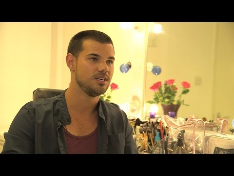 Taylor Lautner, Greg Davies and the cast talk about the new series  Cuckoo: Series 3  BBC Three