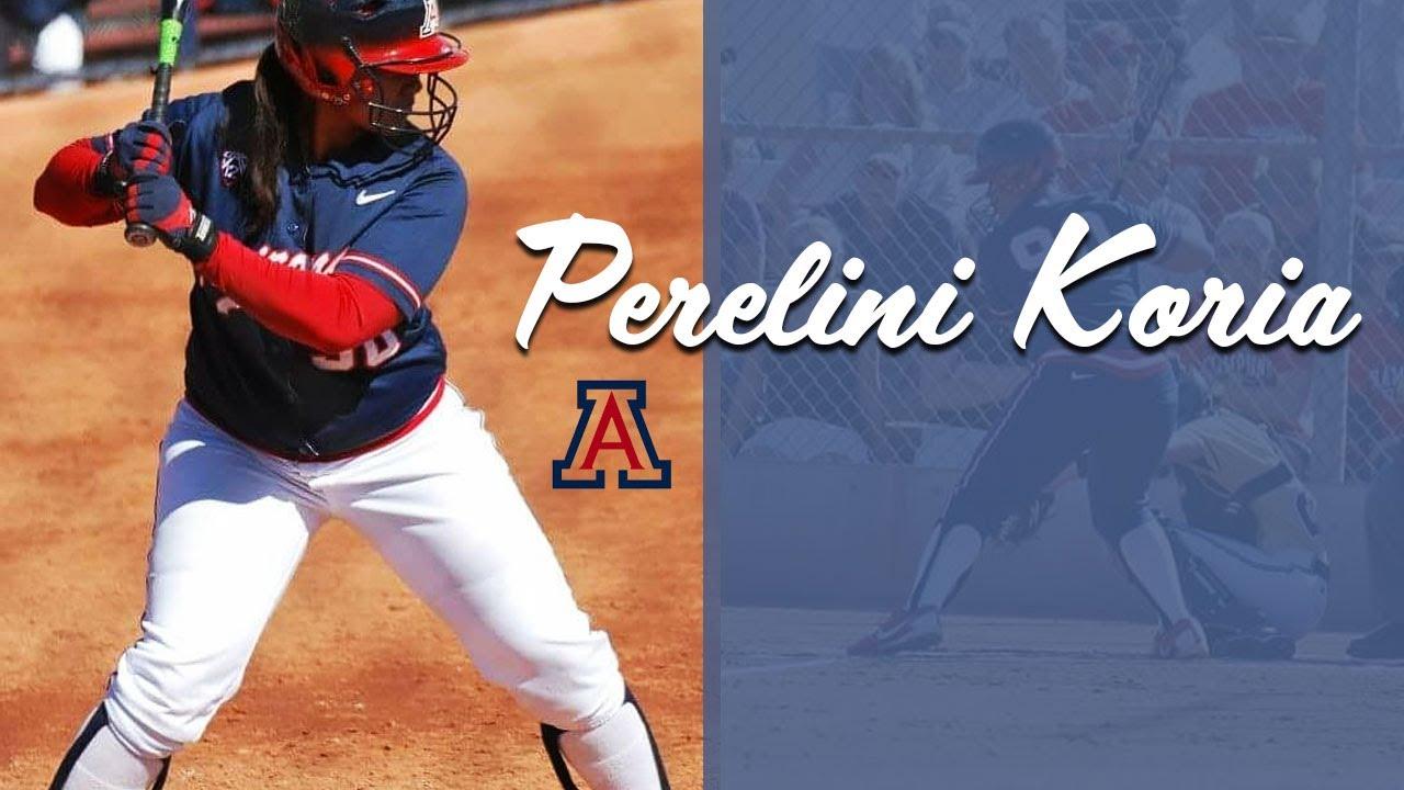The softball journey of Perelini Koria-Bush (Full Interview)