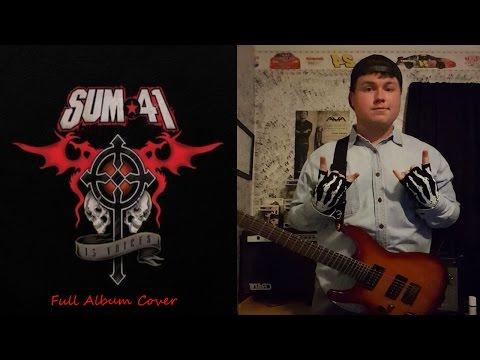 Sum 41: 13 Voices Full Album Guitar Cover