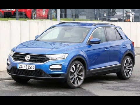 2018 volkswagen t roc r line review youtube. Black Bedroom Furniture Sets. Home Design Ideas