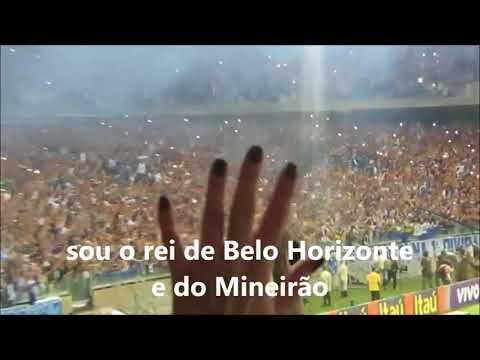Nova música torcida do Cruzeiro - Rei de Belo Horizonte