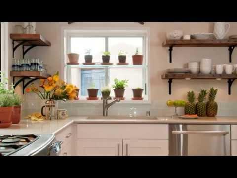 Полки для кухни   увеличиваем пространство полками