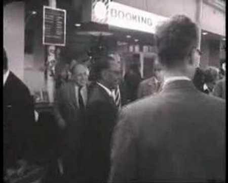 Subud: Pak Subuh world tour 1964