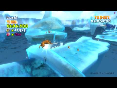 "Ice Age 4 : Continental Drift - Arctic Games Walkthrough : Part 7 - ""Glacier Hopping"""
