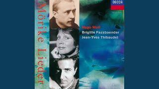 """Wolf: Mörike-Lieder - 48. """"Storchenbotschaft"""""""