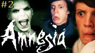 VOLDEMORT CASI ME INFARTA - Amnesia - Custom Story: HOUSE OF CREEP VII [PARTE 2] - Con Thai