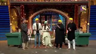 Kapil Sharma show in Gurbani song